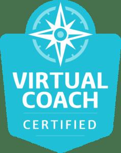 Virtual Coach Certified Badge